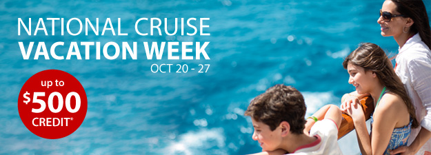 National Cruise Vacation Week