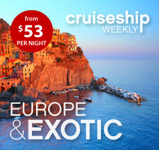 CruiseShipWeekly - Europe