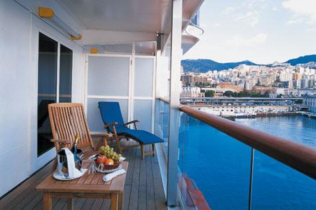 Costa luminosa deck plan