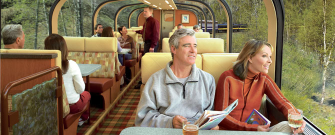 Coach and Rail Tours