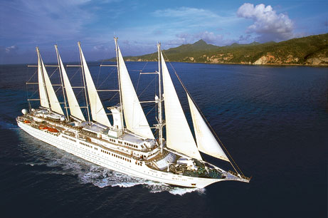 Windstar Cruises - cover