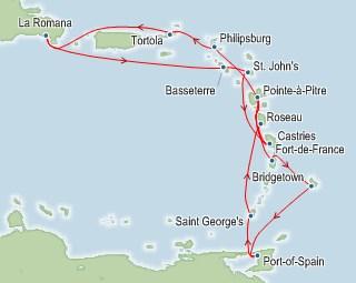 British Virgin Islands Tortola Postal Code
